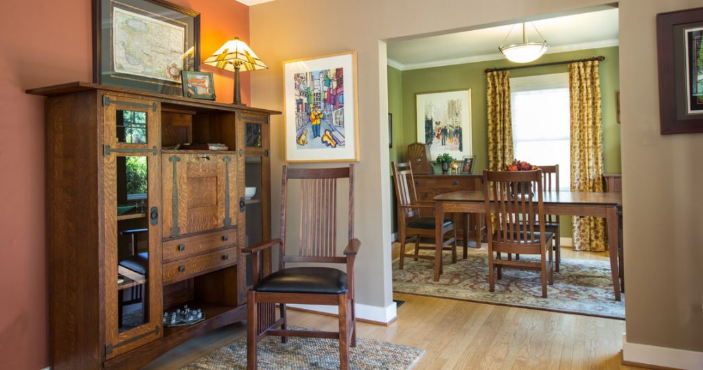 ... Hile Furniture, Craftsman Chair, Paint Colors That Flow ...