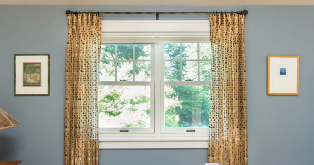Window curtains by Anita in Portland Oregon Interior Spaces for you